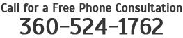 Call Us 360-524-1762